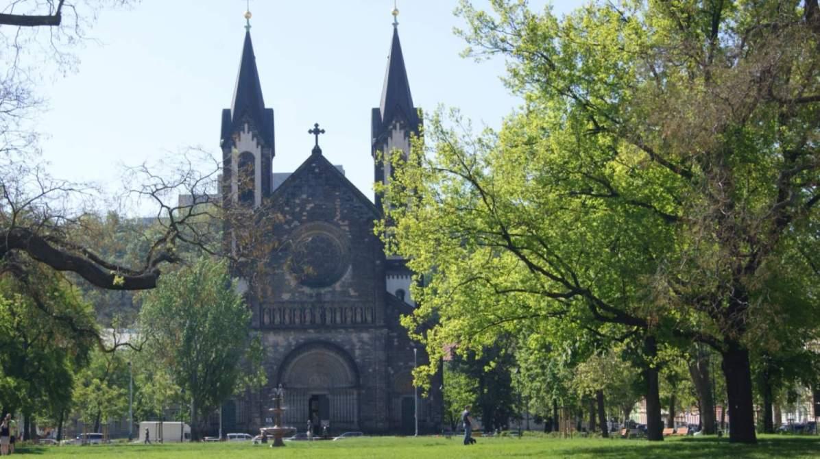 The Karlin Church - See Prague - Photo credit: Asurnipal under CC BY-SA 4.0