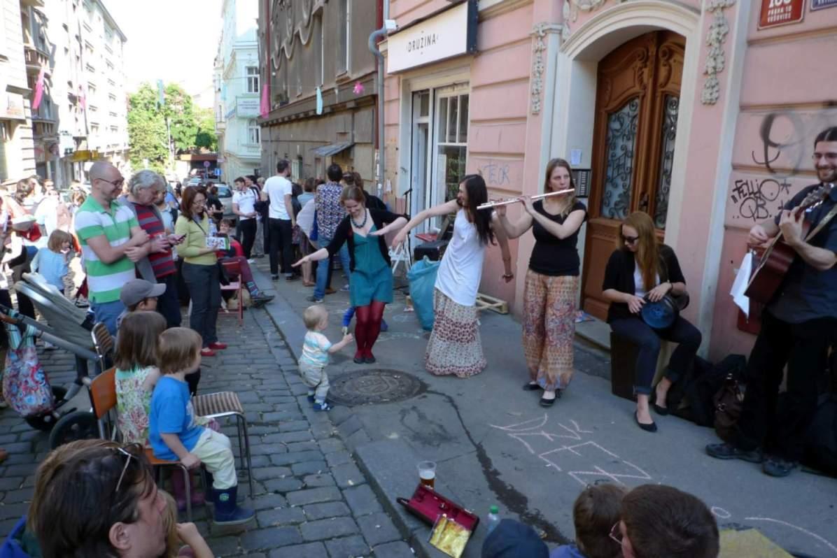 Krymska - See Prague - Photo credit: Petr Vilgus via Creative Commons under CC BY-SA 3.0