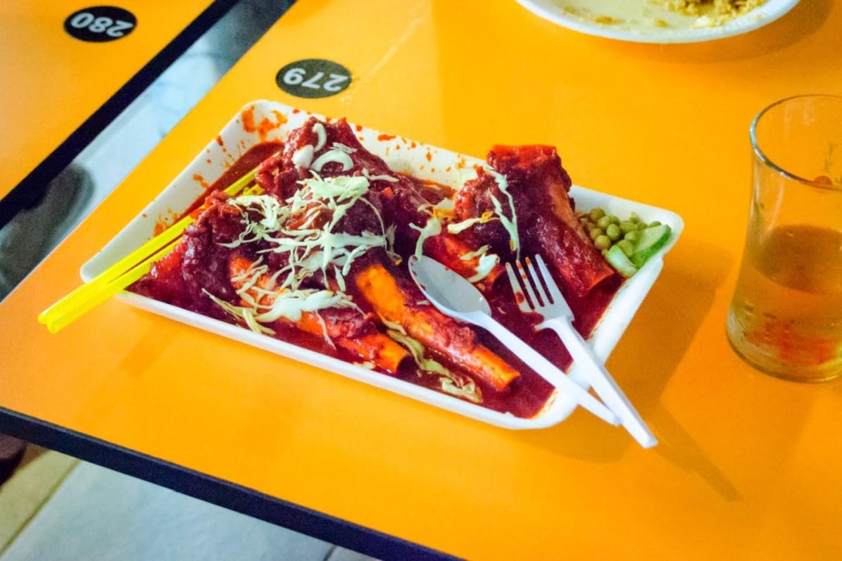 Street cuisine