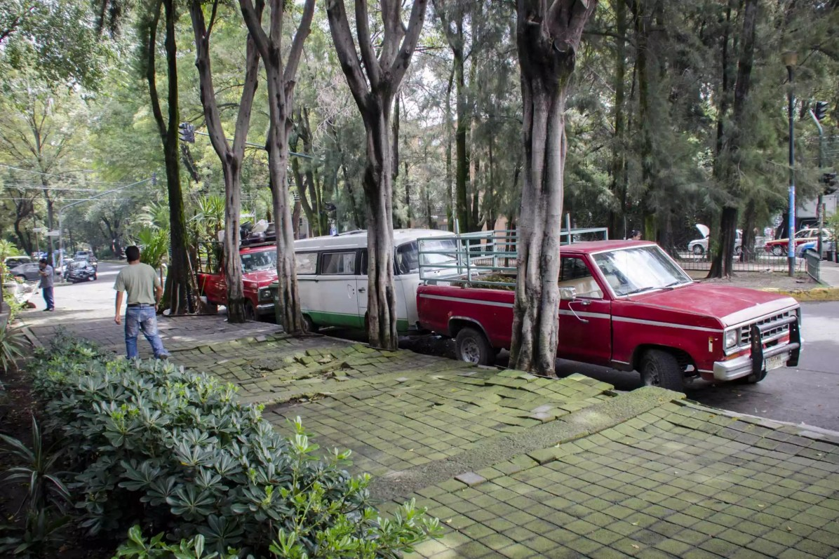 Where to Stay in Mexico City: Condesa - Roma - The Condesa district has its own special atmosphere - Things to do in Mexico City - Things to do in Mexico City