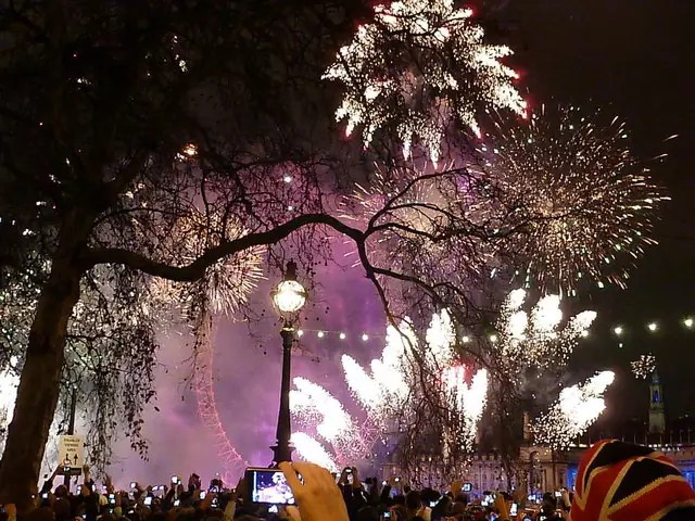 New Years Eve Vacations: London