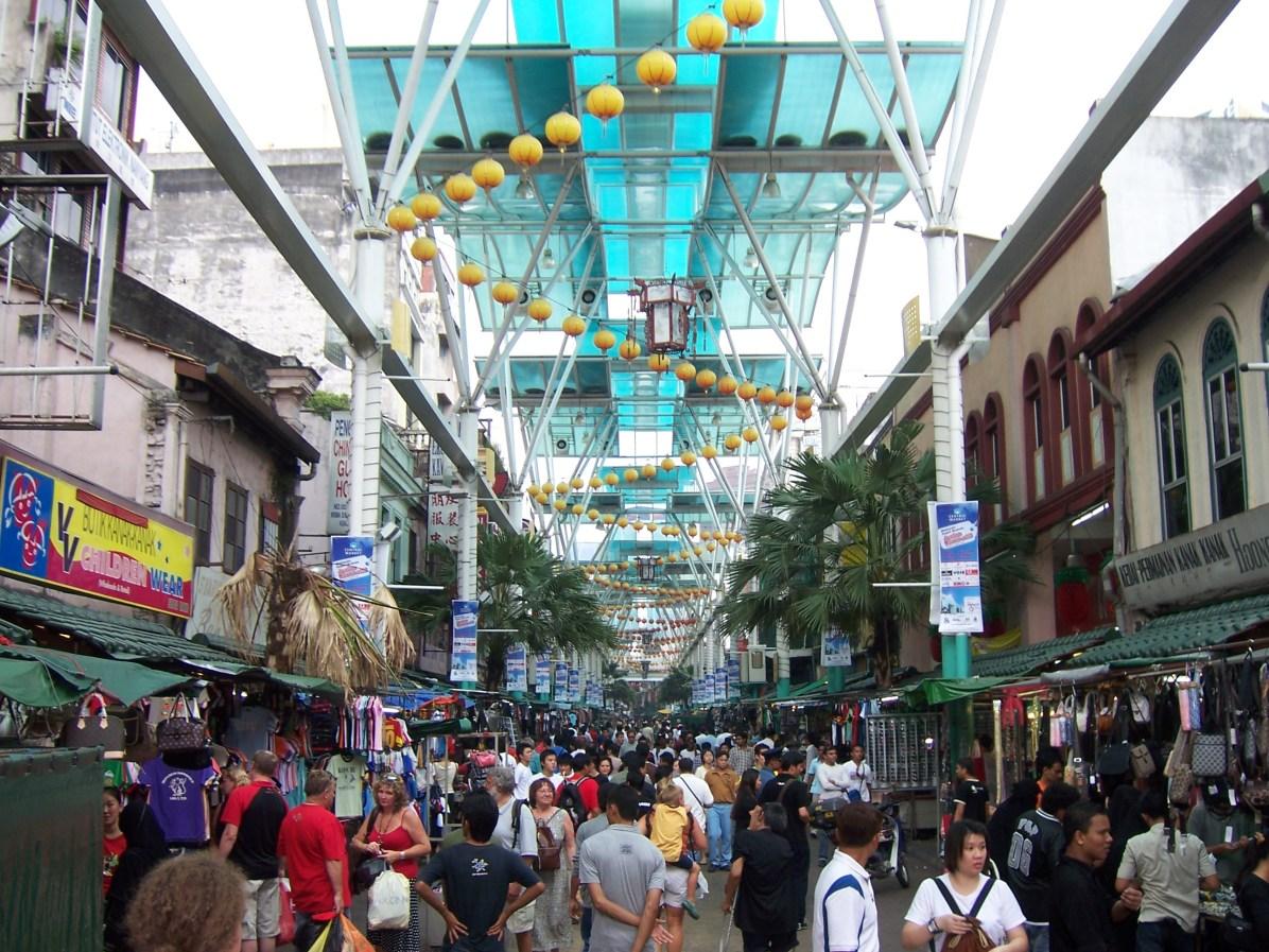 Kuala Lumpur street market - CC0 / Public Domain - Things to do in Kuala Lumpur