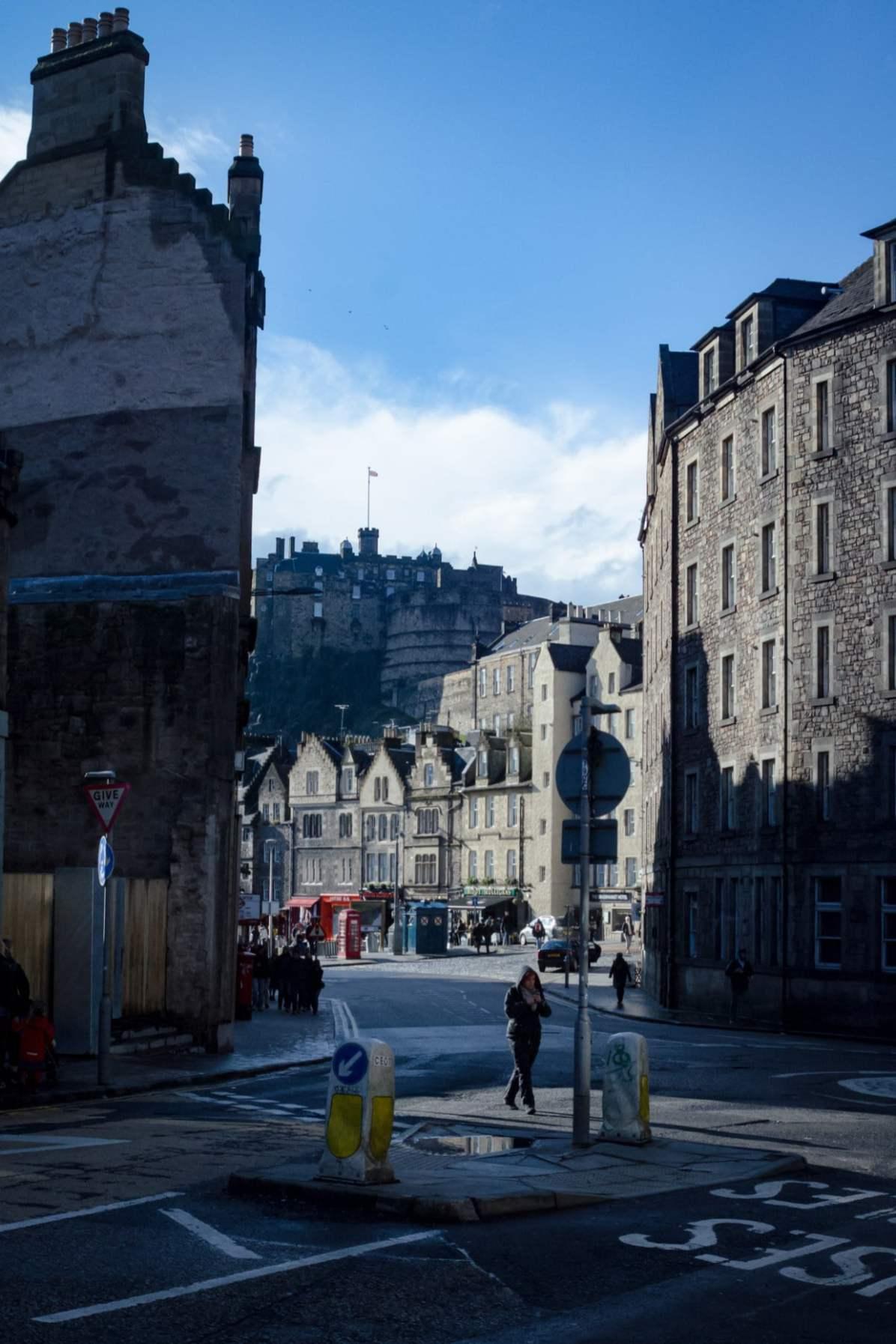 Edinburgh Travel Blog