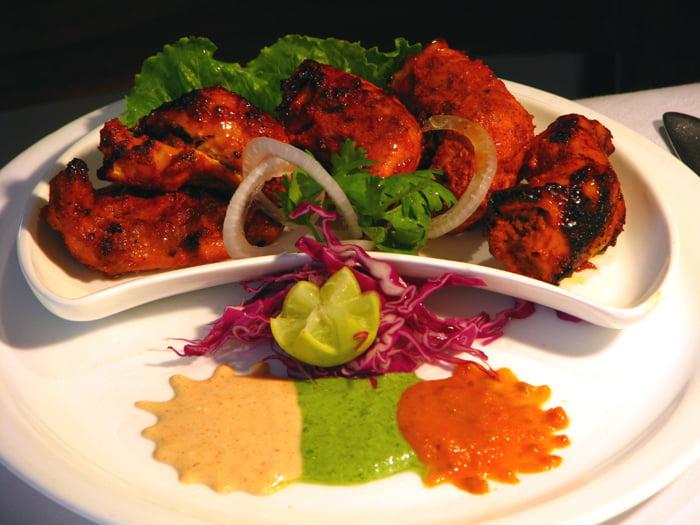 Delicious Destinations Toronto - Boneless Chicken Barbecue