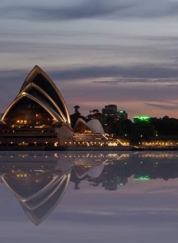 Sydney, Australia - photo by moremilu under CC0