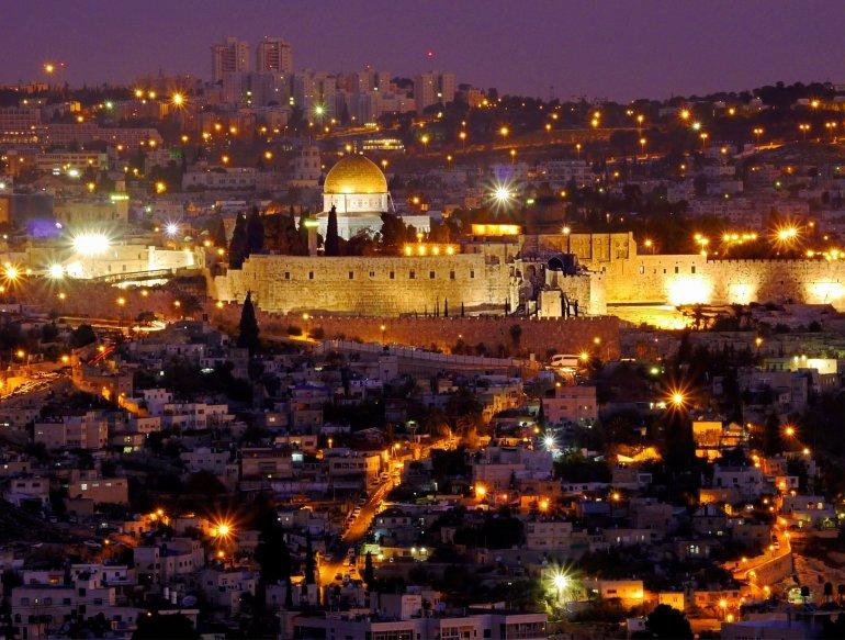 Jerusalem Delicious Destinations