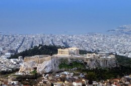 A view of the Acropolis in Athens, Greece - photo by Frank_P_AJJ74 under CC0