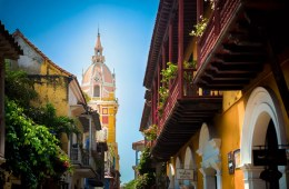 Cartagena, Colombia - photo by juniorlink under Pixabay License