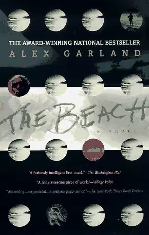 best travel books ever written - The Beach by Alex Garland - photo by Ints Valcis under Public Domain Mark 1.0