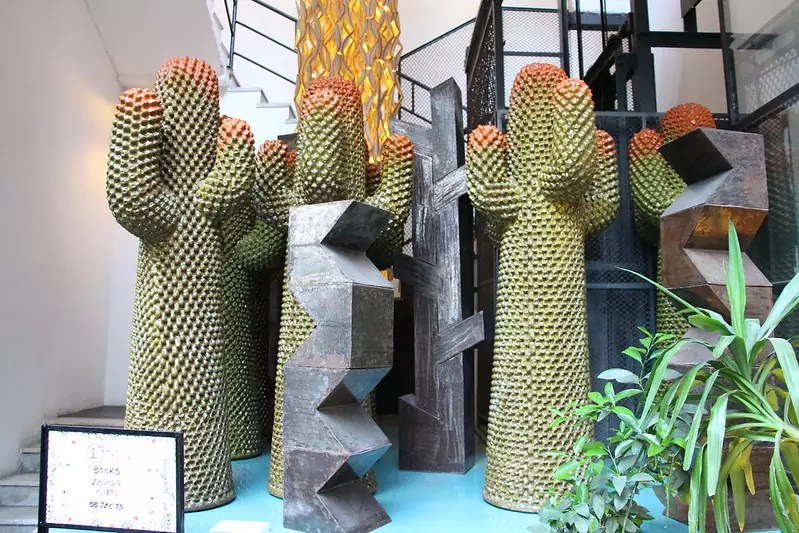 a group of displays at 10 Corso Como - photo by Fred Romero under CC BY 2.0