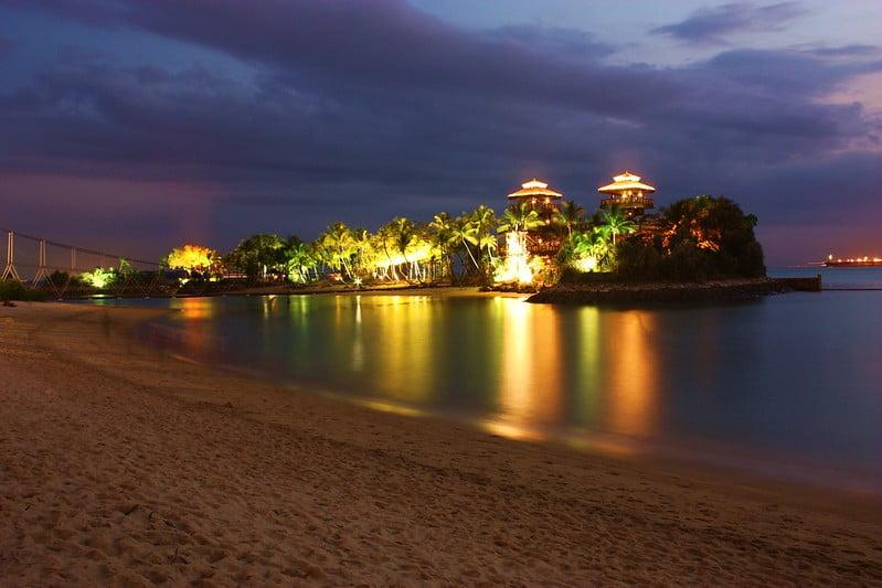 Palawan Beach in Sentosa - photo by Charmaine Chiu under CC BY-ND 2.0