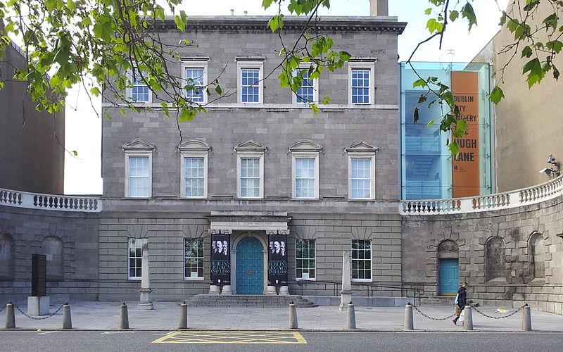 Hugh Lane Gallery, Parnell Square, Dublin - photo by Rwxrwxrwx under CC BY-SA 4.0