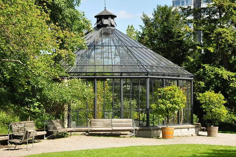Alter Botanischer Garten - photo by Roland zh under CC-BY-SA-3.0