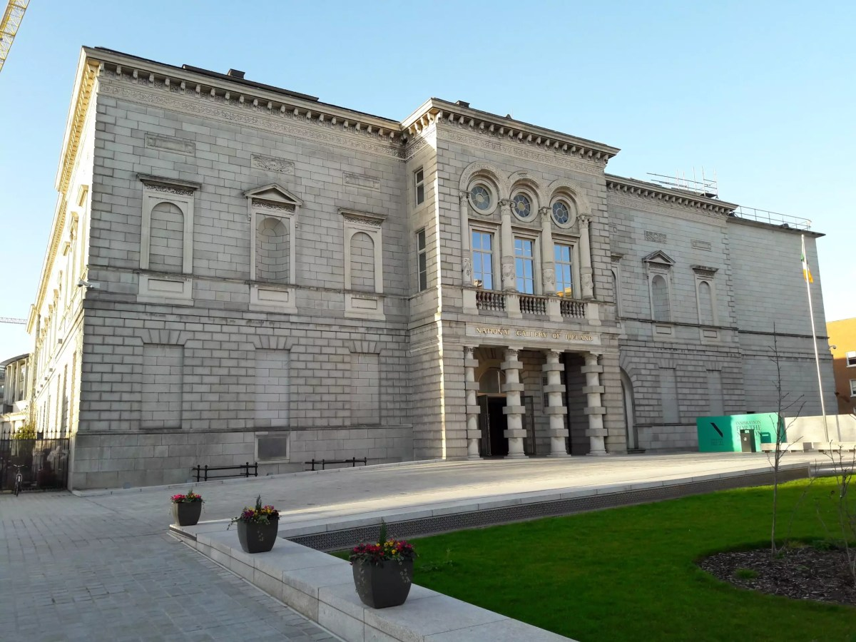 The National Gallery of Ireland - photo by NTF30 under CC-BY-SA-4.0