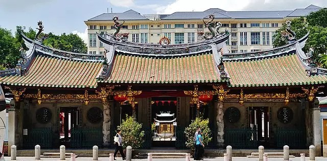 free things to do in Singapore - Thian Hock Keng Temple, Singapore - photo by Zairon under CC-BY-SA-4.0