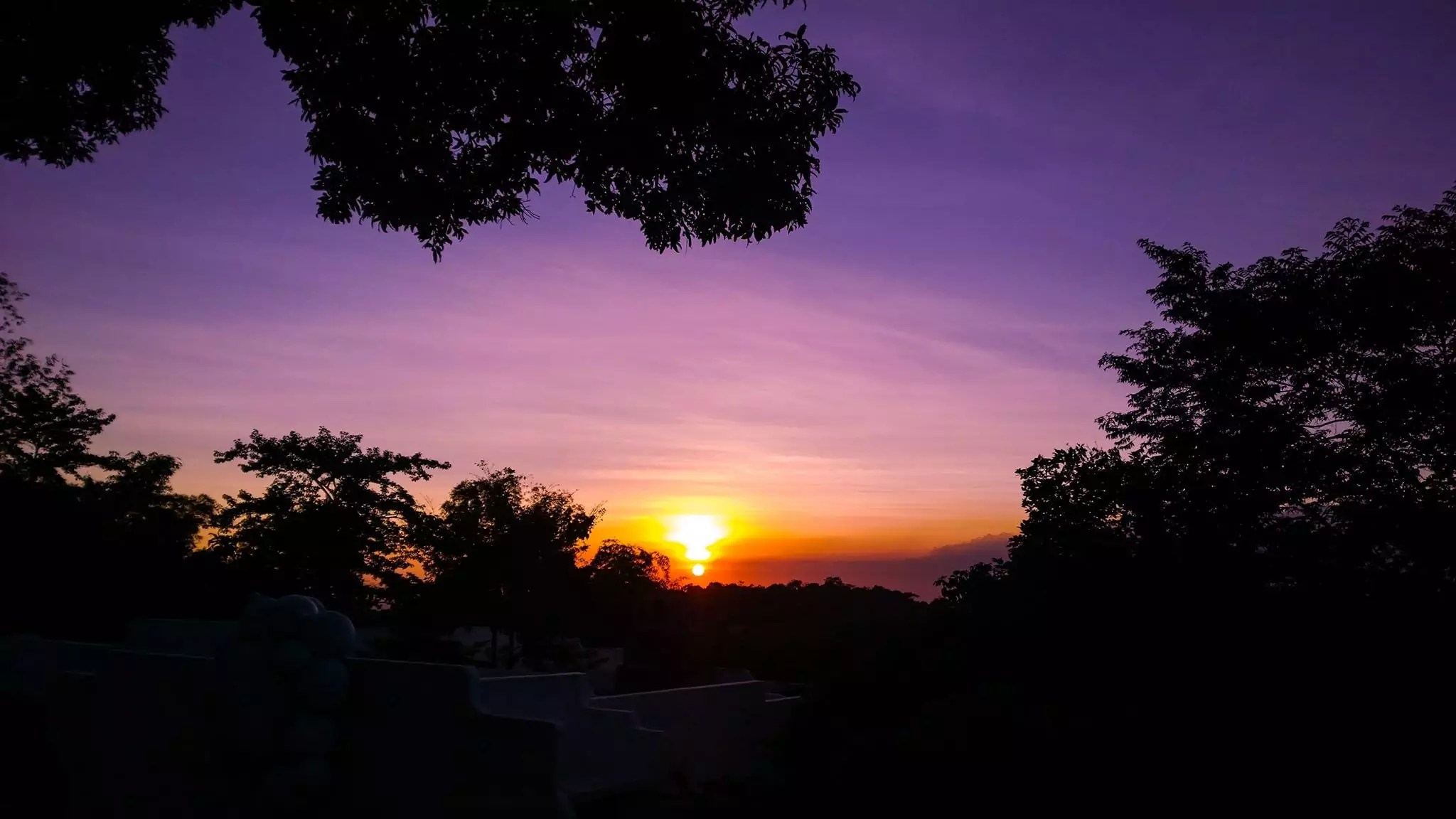 Sunset in Antipolo City - photo by Carmela Sarsora under Pexels License