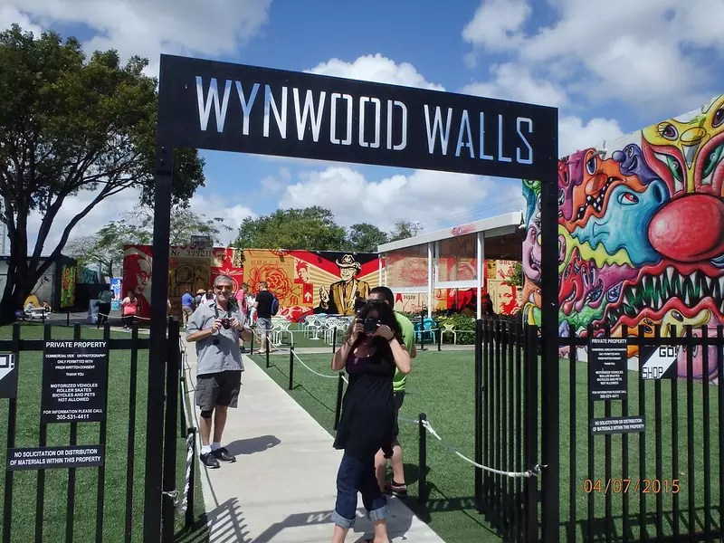 Wynwood Walls - photo by osseous under CC BY 2.0