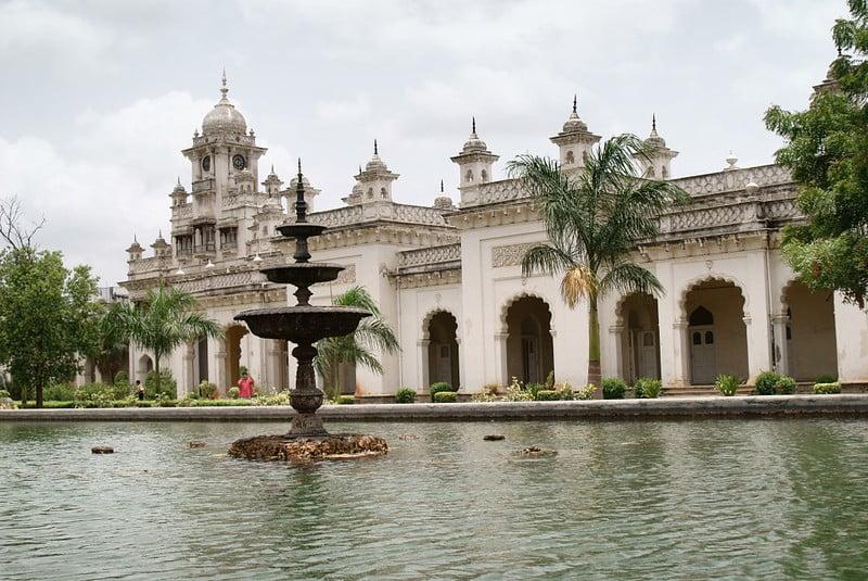 Chowmahalla Palace - photo by { pranav } under CC BY 2.0