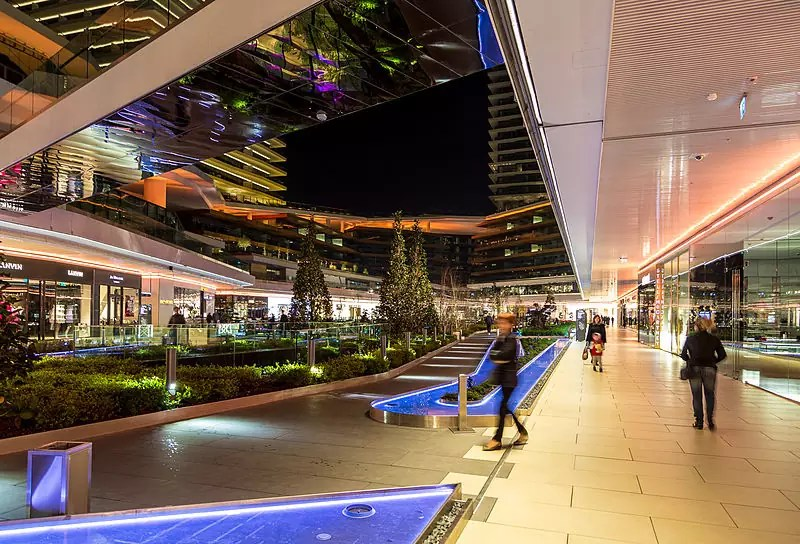 best shopping in Istanbul - Zorlu Center in Istanbul - photo by Robert S. Donovan under CC BY 2.0