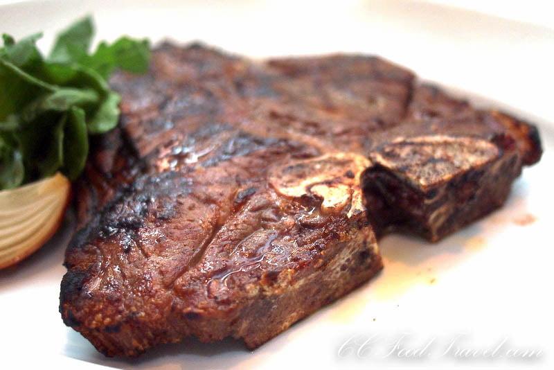 T-bone Steak - photo by CCFoodTravel.com under CC-BY-2.0