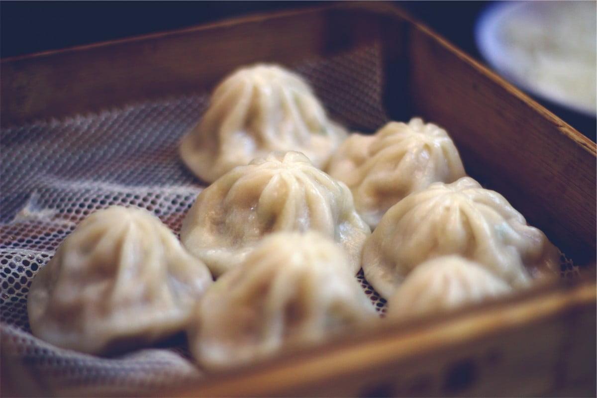Anthony Bourdain Cuba - Chinese Dumplings - photo from pxhere.com under CC0 Public Domain