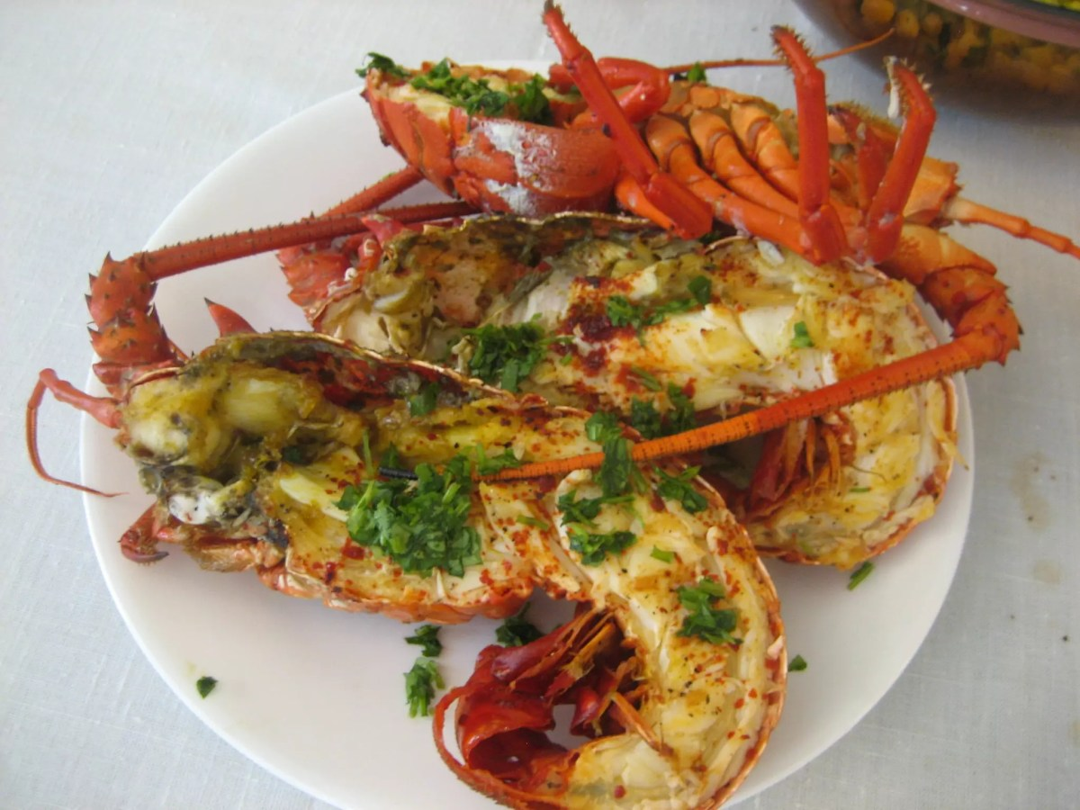 Anthony Bourdain Montreal - Grilled Lobster - photo by Eugene Kim under CC BY 2.0