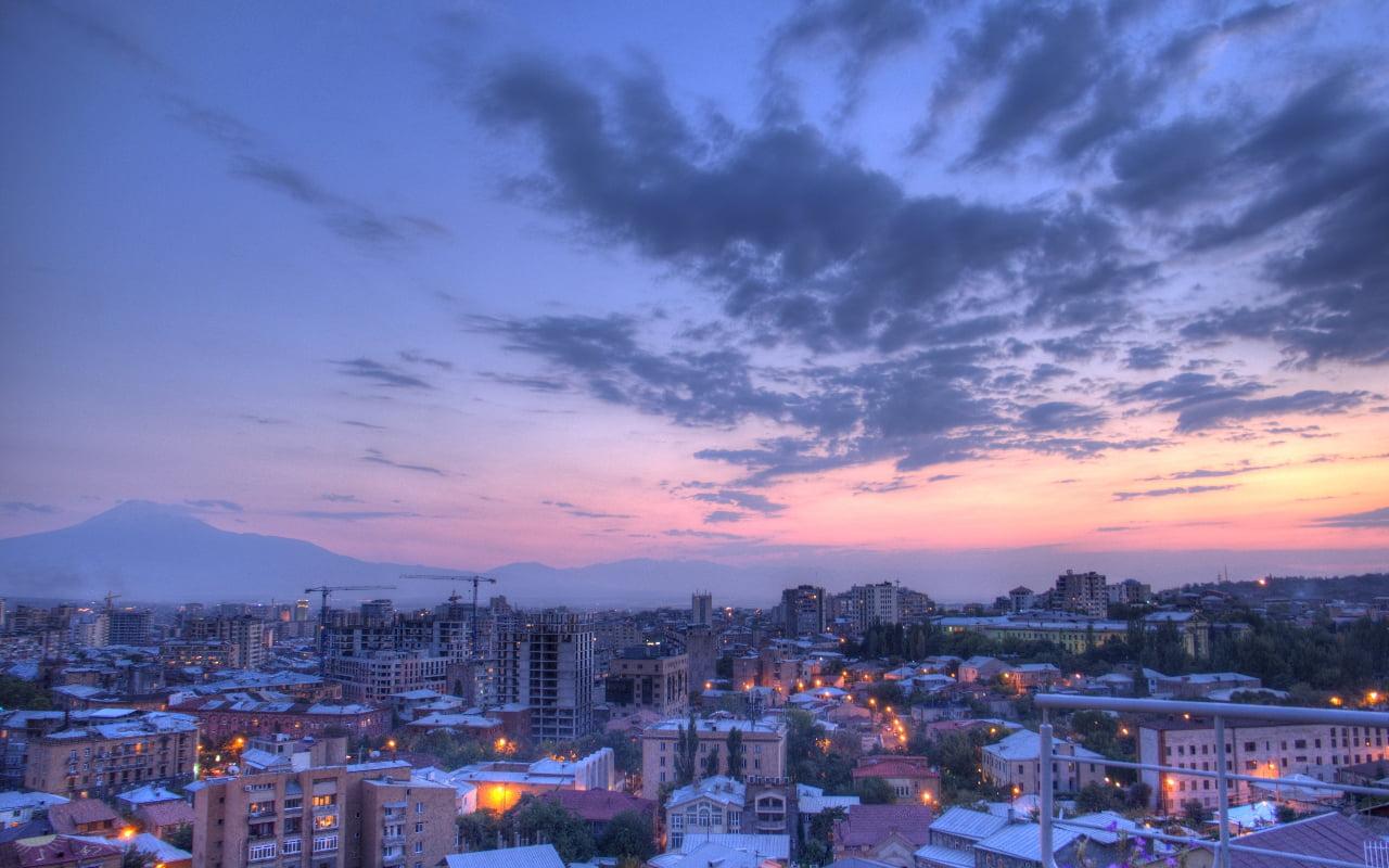 Yerevan, Armenia - photo from peakpx.com under CC0 1.0