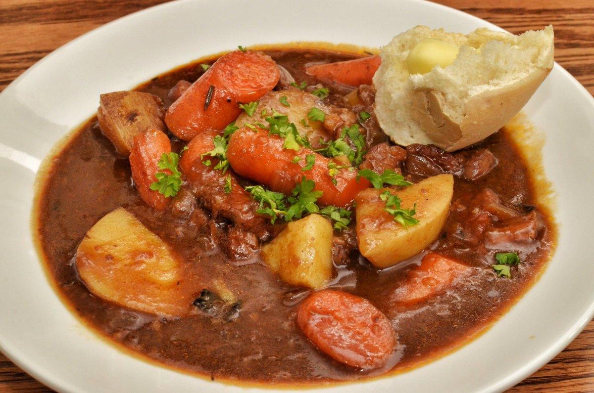 Anthony Bourdain Ireland - Irish stew - photo by jeffreyw under CC BY 2.0