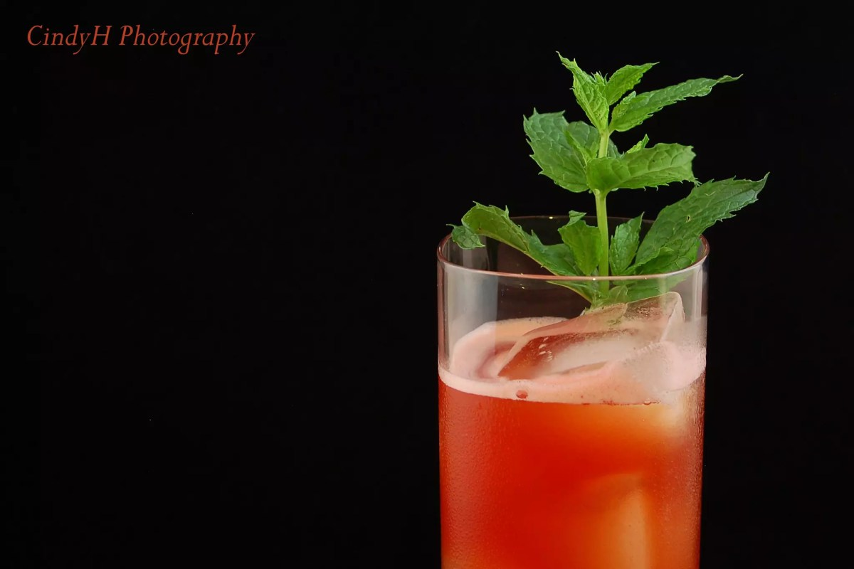 Anthony Bourdain New Orleans - Watermelon Cocktail - photo by WxMom underCC BY-SA 2.0
