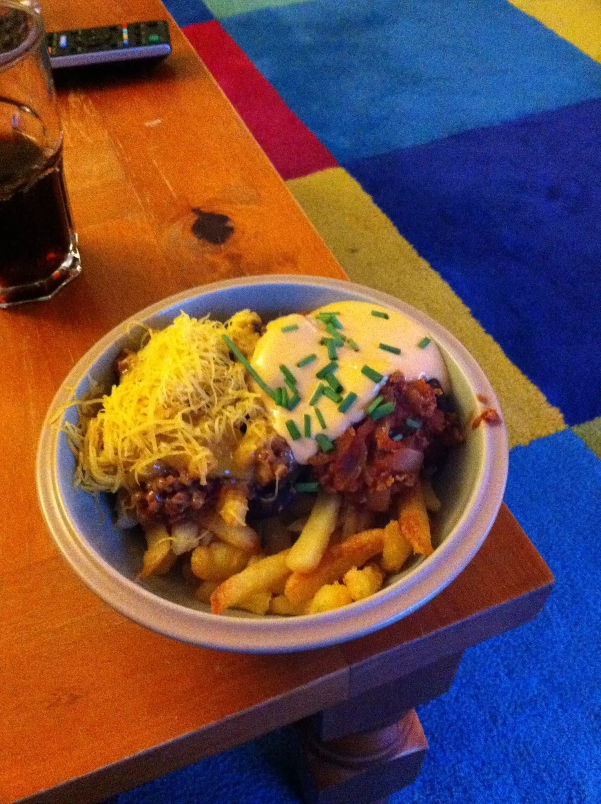 Taco Fries - photo by Seamus Walsh under CC BY 2.0
