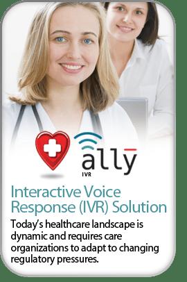ally ivr-tablet