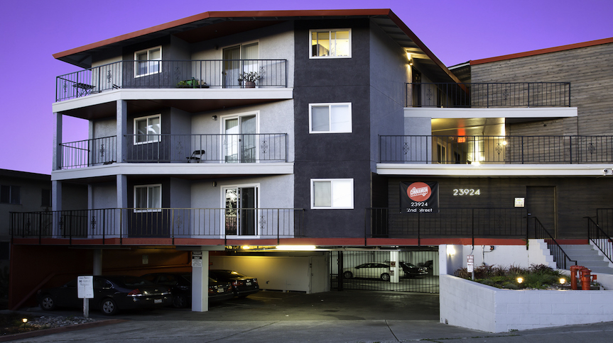 Continental Partners  6487500 Loan for an Apartment