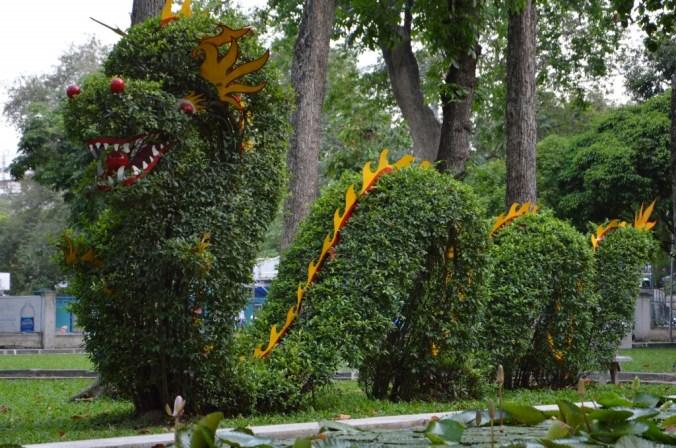 Cong Vien Van Hoa Park - Fechando com chave de ouro!