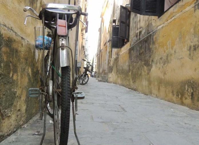 Bicicletas em Hoi An