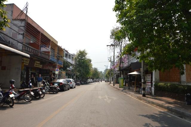 Cidade Velha Chiang Mai