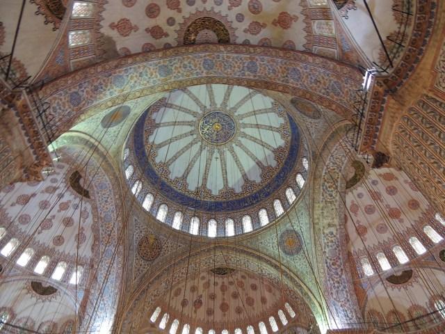 Mesquita Azul. E esses vitrais?