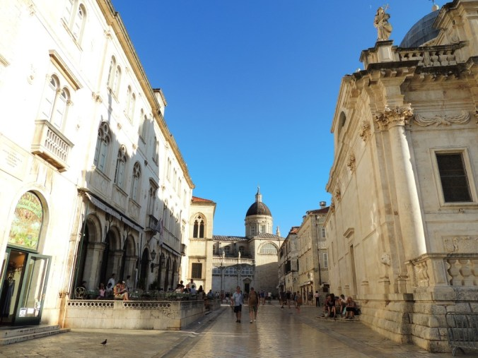 Centro histórico Dubrovnik