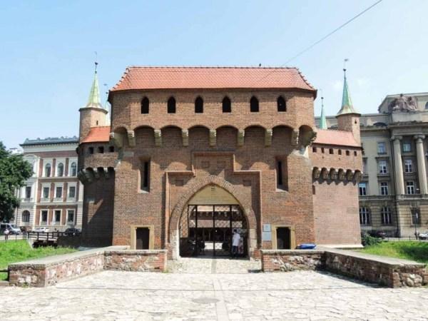 Antigo portão da muralha
