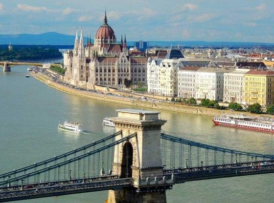 Viagem a Budapeste