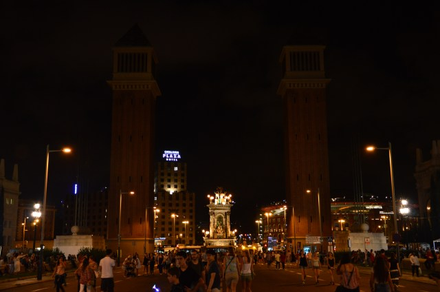 Praça Espanha