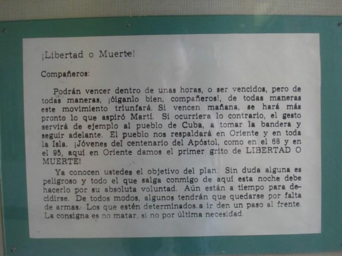 No Museu da Revolução