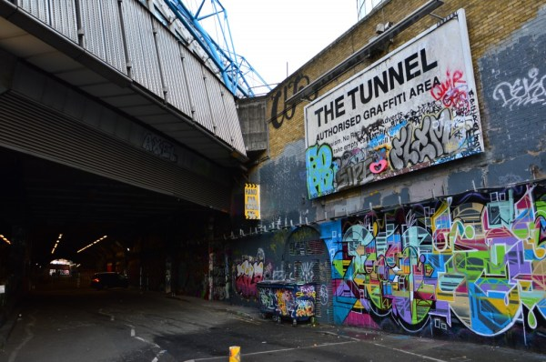 The Tunnel, Londres