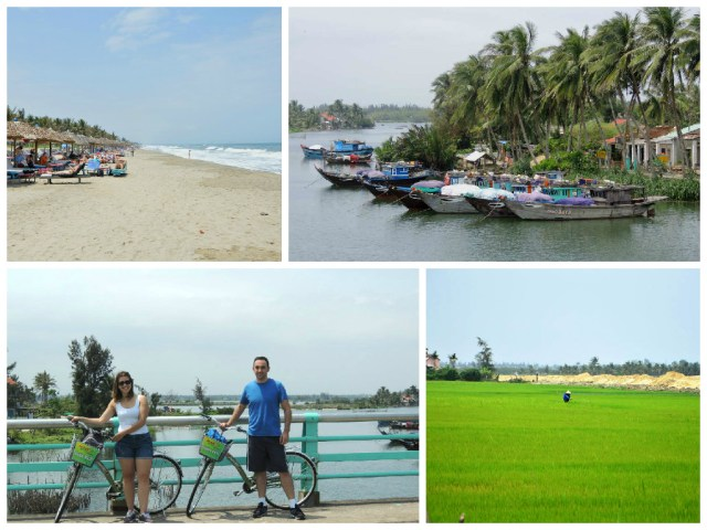 Bicicleta pelos arredores de Hoi An