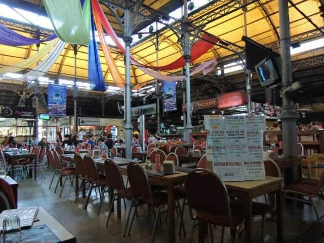mercado da abundância montevidéu