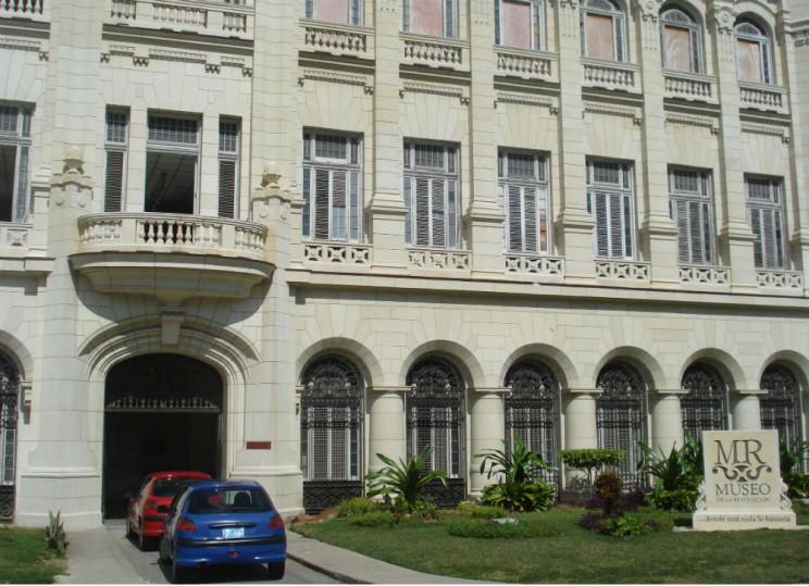 museu da revolução havana