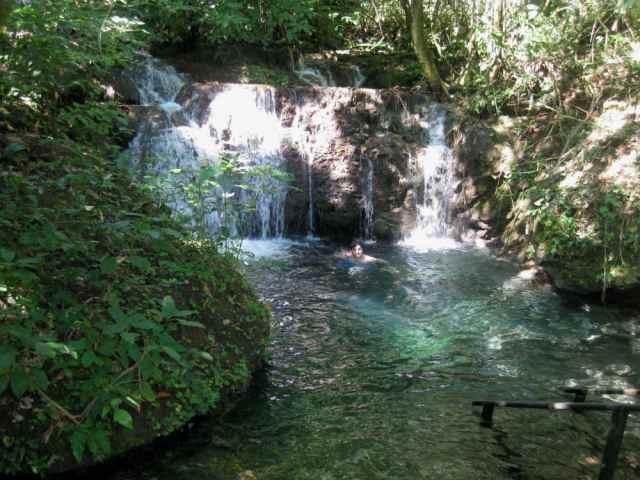 Cachoeira Boca da Onça Bonito