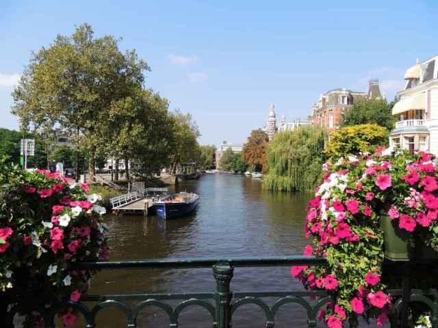 Centro de Amsterdã
