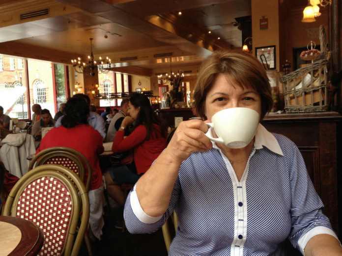 Chá das cinco Londres
