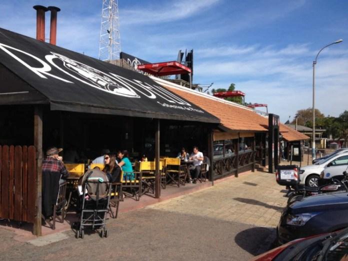Bares e Restaurantes perto do Parque Rodó