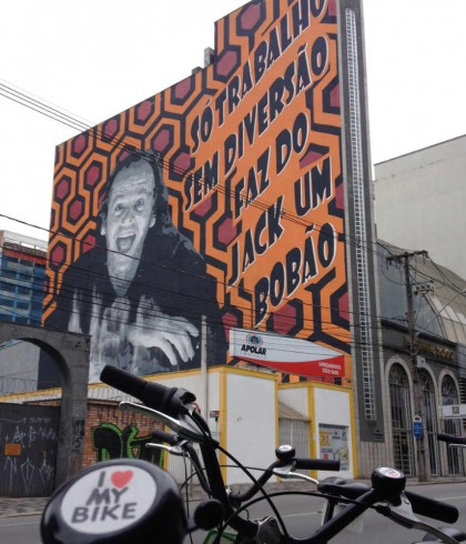 Grafites por Curitiba